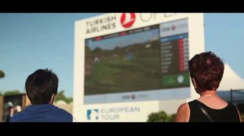 2019 Turkish Airlines Open TV Spot, 'The Montgomerie Maxx Royal'