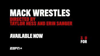 ESPN+ TV Spot, 'Mack Wrestles' - Thumbnail 10