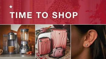Macy's TV Spot, 'Time to Shop: Memory Foam Pillows, Coffee Maker, Blender & Luggage Set' - Thumbnail 2