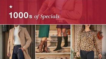 Macy's TV Spot, 'Time to Shop: Memory Foam Pillows, Coffee Maker, Blender & Luggage Set' - Thumbnail 3