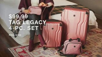 Macy's TV Spot, 'Time to Shop: Memory Foam Pillows, Coffee Maker, Blender & Luggage Set' - Thumbnail 6
