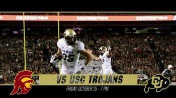 University of Colorado Athletics TV Spot, '2019 Season: Buffs vs. USC Trojans'