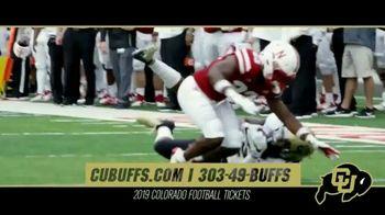 University of Colorado Athletics TV Spot, '2019 Season: Buffs vs. USC Trojans' - Thumbnail 8