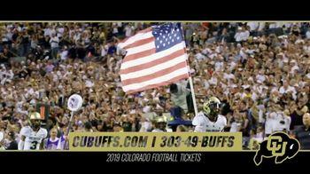 University of Colorado Athletics TV Spot, '2019 Season: Buffs vs. USC Trojans' - Thumbnail 9
