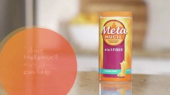 Metamucil 4-in-1 FIBER TV Spot, 'Working at Its Best'