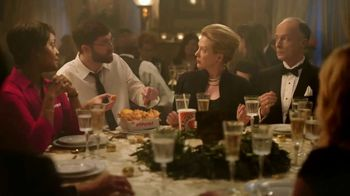 Popeyes $5 Parmesan Ranch Double Dippers TV Spot, 'Fancy Dinner' - Thumbnail 6