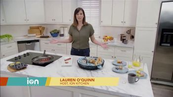 Clorox Ultra Clean Disinfecting Wipes TV Spot, 'Ion Television: Weekday Mornings' Ft. Lauren O'Quinn - Thumbnail 1