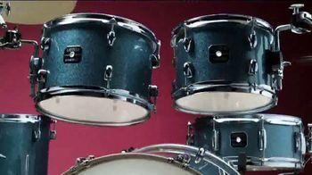 Guitar Center TV Spot, '4th of July Week: Drum Set and Turbo Mesh Kit' - Thumbnail 2