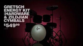 Guitar Center TV Spot, '4th of July Week: Drum Set and Turbo Mesh Kit' - Thumbnail 4