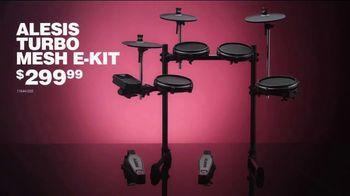Guitar Center TV Spot, '4th of July Week: Drum Set and Turbo Mesh Kit' - Thumbnail 7
