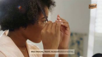 Suave Professionals with Shea Butter & Pure Coconut Oil TV Spot, 'For Amazing Wash & Care' Featuring Temitope Adesina, Charlize Glass - Thumbnail 2