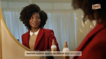 Suave Professionals with Shea Butter & Pure Coconut Oil TV Spot, 'For Amazing Wash & Care' Featuring Temitope Adesina, Charlize Glass - Thumbnail 4