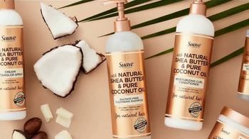 Suave Professionals with Shea Butter & Pure Coconut Oil TV Spot, 'For Amazing Wash & Care' Featuring Temitope Adesina, Charlize Glass - Thumbnail 8