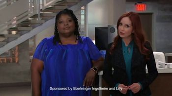 Boehringer Ingelheim TV Spot, 'Take Care of Your Heart' Feat. Sonya Eddy and Jacklyn Zeman