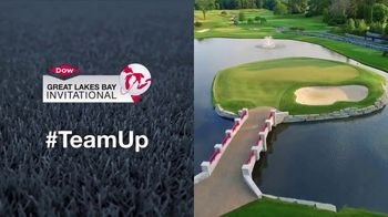 Great Lakes Bay Invitational TV Spot, 'Golf Channel: Team Up' - Thumbnail 1