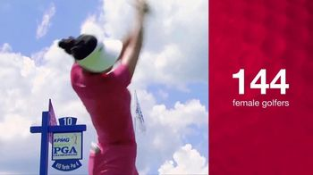 Great Lakes Bay Invitational TV Spot, 'Golf Channel: Team Up' - Thumbnail 2