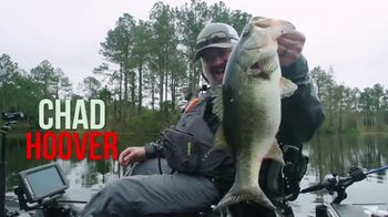 Kayak Bass Fishing  Sweepstakes TV Spot, 'Fishing Adventure Giveaway' Featuring Chad Hoover - 17 commercial airings