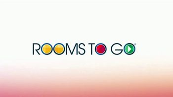 Rooms to Go TV Spot, 'July 4th Hot Buys: Cindy Crawford Home Queen Bedroom' - Thumbnail 1