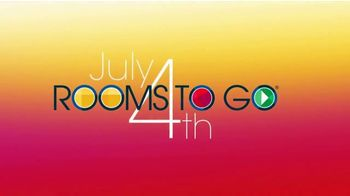 Rooms to Go TV Spot, 'July 4th Hot Buys: Cindy Crawford Home Queen Bedroom' - Thumbnail 2