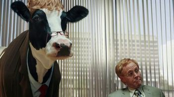 Chick-fil-A TV Spot, 'COWS Boardroom'