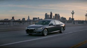 Honda Accord TV Spot, 'Get to Your Best' [T1] - 141 commercial airings