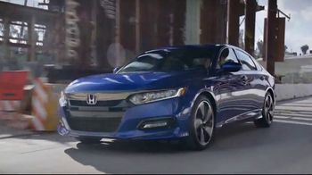 Honda Accord TV Spot, 'Follow Your Own Path' [T1] - Thumbnail 8