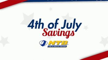 National Tire & Battery 4th of July Savings TV Spot, 'Buy Two, Get Two: No Interest' - Thumbnail 9