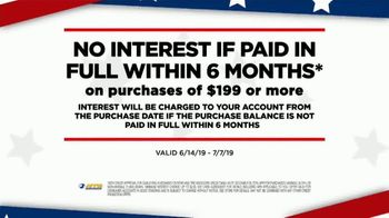 National Tire & Battery 4th of July Savings TV Spot, 'Buy Two, Get Two: No Interest' - Thumbnail 7