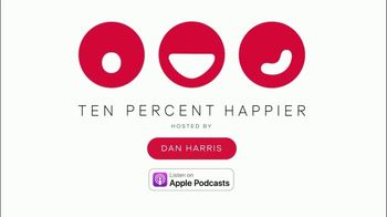 Ten Percent Happier TV Spot, 'Learn the Secrets to Happiness' - Thumbnail 4