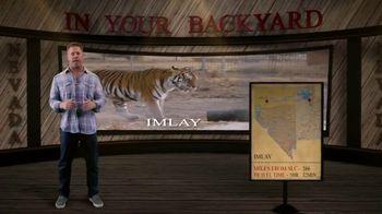 Travel Nevada TV Spot, 'In Your Backyard: Safe Haven Wildlife Sanctuary'
