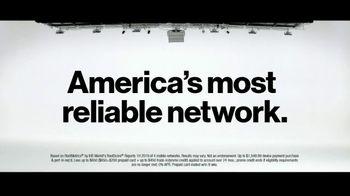 Verizon TV Spot, 'Real Good Reasons: Engineer Jason: $650' - Thumbnail 10