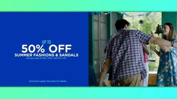 Sears Great American Tent Sale TV Spot, 'Summer Fashion: $300 Cashback' - Thumbnail 2
