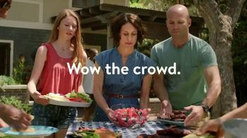 Walmart Grocery Pickup TV Spot, 'Wow the Crowd' Song by Flo Rida