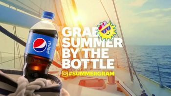 Pepsi TV Spot, 'Summergram: Feeling Nauti' - Thumbnail 4