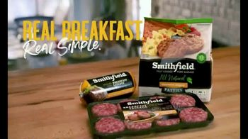 Smithfield TV Spot, 'Tuesday Morning Breakfast Hero'