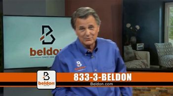 Beldon Windows Buy More, Save More Sale TV Spot, 'Neighborhood Dog'