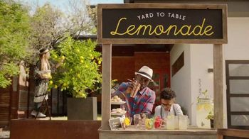 Havertys 4th of July Sale TV Spot, \'Lemonade Stand: Zero Percent Interest\'