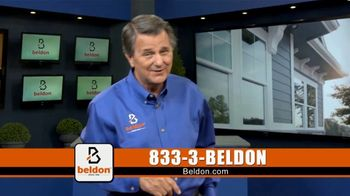 Beldon Windows Buy More, Save More Sale TV Spot, 'Dragging the Ladder Out'