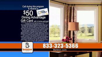 Beldon Windows Buy More, Save More Sale TV Spot, 'Dragging the Ladder Out' - Thumbnail 7