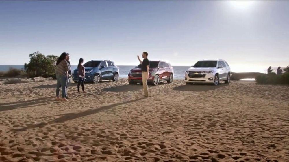 Chevrolet TV Commercial, 'Family Reunion' [T2] - iSpot.tv