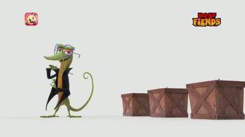 Best Fiends TV Spot, 'Gecko' - Thumbnail 1