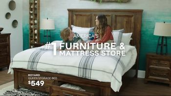 Ashley HomeStore Stars & Stripes Event TV Spot, 'Zero Percent Interest' - Thumbnail 5