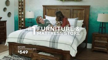 Ashley HomeStore Stars & Stripes Event TV Spot, 'Zero Percent Interest' - Thumbnail 6