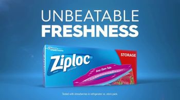 Ziploc TV Spot, 'Fresh Strawberries' - Thumbnail 9