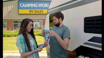 Camping World Celebrate Freedom Savings Event TV Spot, 'Flag' - Thumbnail 2