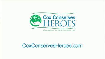 Cox Enterprises TV Spot, 'Cox Conserves Heroes Awards' - Thumbnail 8
