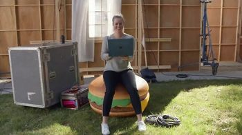Microsoft Surface TV Spot, Taylor Church: $200 Off' - Thumbnail 2