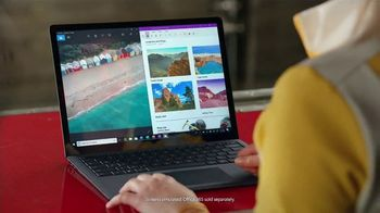 Microsoft Surface TV Spot, Taylor Church: $200 Off' - Thumbnail 5