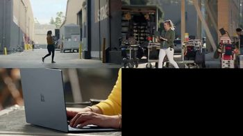 Microsoft Surface TV Spot, Taylor Church: $200 Off' - Thumbnail 7