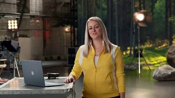 Microsoft Surface TV Spot, Taylor Church: $200 Off' - Thumbnail 9